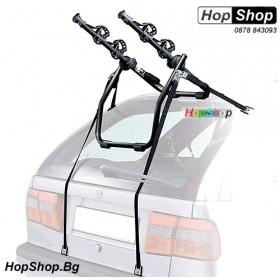 Багажник за велосипед ( 2 бр велосипеди) - black от HopShop.Bg.