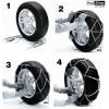 Вериги за сняг ( 12 мм - 080 ) -- 13,14,15,16 цола от категория Вериги за леки коли