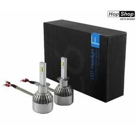 Диодни крушки Н1 за къси или дълги светлини - 7600 Лумена, 36W - 5000K от HopShop.Bg.