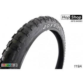 Външна гума за велосипед 20 х 2.125 (мото крос - усилена) от HopShop.Bg.
