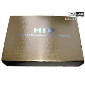 Ксенон H4 12V - 24V X-Gold Slim ( тънък баласт )  [ 12 месеца ГАРАНЦИЯ ] от HopShop.Bg.