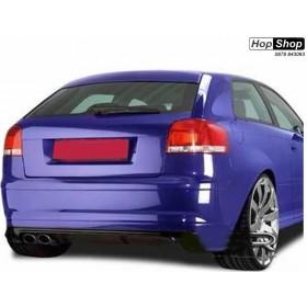 Спойлер за задното стъкло Audi A3 8P (2003+) от HopShop.Bg.
