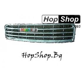Решетка за Audi A4 ( 2001-2004) без емблема - хромирана от HopShop.Bg.