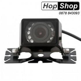 Камера за задно виждане с нощно виждане от HopShop.Bg.