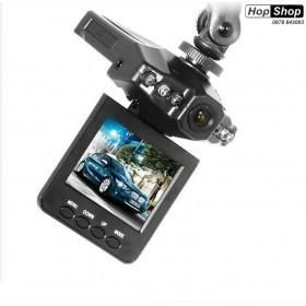 """Видео Рекордер 720P с 2"""" LCD дисплей и презареждаща се батерия от HopShop.Bg."""