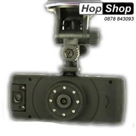 """Видео Рекордер HD 1080P с 2.7"""" LCD дисплей и две камери от HopShop.Bg."""