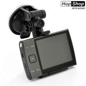 """Видео Рекордер HD 720P  3.5"""" LCD дисп. и камера за задно виждaне от HopShop.Bg."""