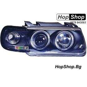 Фарове VW POLO (95-98) - черни от HopShop.Bg.