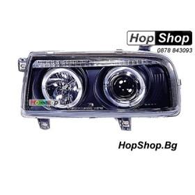 Фарове VW Vento (92-96) - черни от HopShop.Bg.