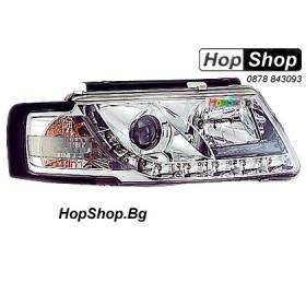 Фарове (Daylights) за VW Passat (1997-2000) - бели от HopShop.Bg.