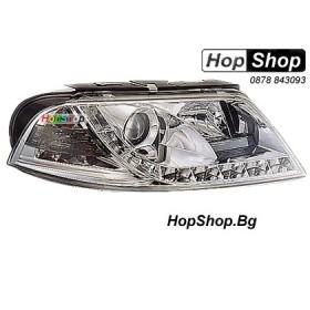 Фарове (Daylights) за VW Passat (2001-2005) - бели от HopShop.Bg.