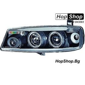 Фарове за Opel Calibra (1990-) - черни от HopShop.Bg.