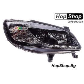 Фарове за Opel Zafira (99-05) - черни от HopShop.Bg.