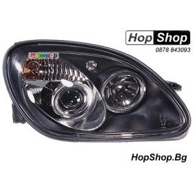 Фарове за Mercedes SLK (96-97) - черни от HopShop.Bg.
