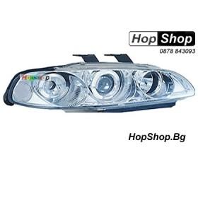 Фарове за Honda Civic 4D (92-95) - бели от HopShop.Bg.