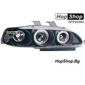 Фарове за Honda Civic 2D (92-95) - черни от HopShop.Bg.