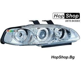 Фарове за Honda Civic 2D (92-95) - бели от HopShop.Bg.
