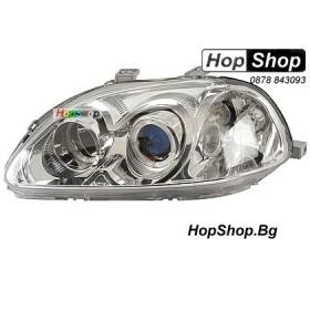 Фарове за Honda Civic 4D (96-98) - бели от HopShop.Bg.