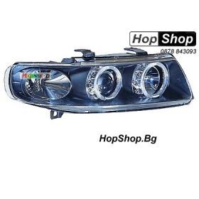 Фарове за Seat Leon (99-05) - черни от HopShop.Bg.