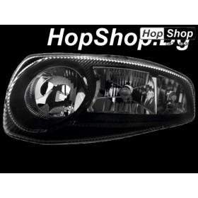 Кристални фарове Алфа ромео 147 (01-04) - черни от HopShop.Bg.