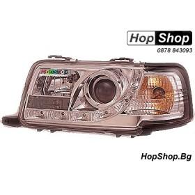 Фарове за Audi 80  ( B4 ) (91-95) - бял от HopShop.Bg.