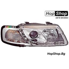 Фарове диодни ( LED ) за Audi A3 (96-00) - бял от HopShop.Bg.
