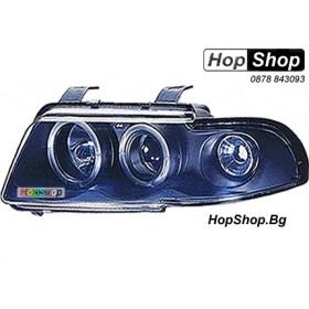 Фарове за Audi A4 (95-00) - черни от HopShop.Bg.