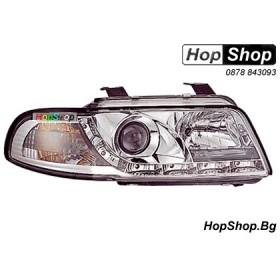 Фарове диодни ( LED ) за Audi A4 (95-98) - бял от HopShop.Bg.