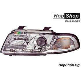 Фарове диодни ( LED ) за Audi A4 (99-01) - бял от HopShop.Bg.