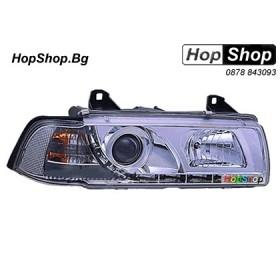 Фарове диодни ( LED ) за BMW E36 (92-98) 4 врати - бял от HopShop.Bg.