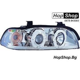 Фарове за BMW E39 (95-00) - бели (ел. управление) от HopShop.Bg.