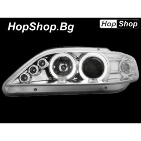 Кристални Фарове за Citroen Xsara (96-00) - бели от HopShop.Bg.