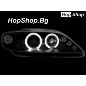 Кристални Фарове за Citroen Xsara (96-00) - черни от HopShop.Bg.
