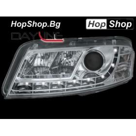 Фарове за  FIAT STILO 3 вр (2001-2008) - бели от HopShop.Bg.