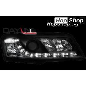 Фарове за  FIAT STILO 3 вр (2001-2008) - черни от HopShop.Bg.