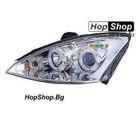 Фарове за Ford Focus (98-00) - бели от HopShop.Bg.