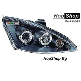 Фарове за Ford Focus (1998-2000) - черни от HopShop.Bg.