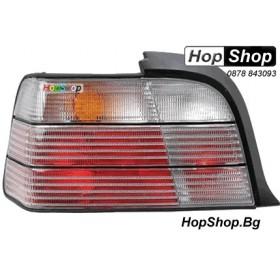 Стопове за BMW E36 4D (92-98) - бели от HopShop.Bg.