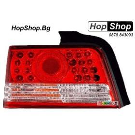 Стопове за BMW E36 4D (92-98) - червени с диоди от HopShop.Bg.