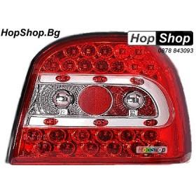 Стопове за VW GOLF 3 (92-97) - червени с диоди от HopShop.Bg.