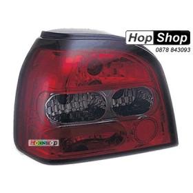 Стопове VW GOLF 3 (92-97) - кристални (тъмни) от HopShop.Bg.