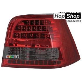 Стопове за VW GOLF 4 (98-02) - червени с диоди - тъмни от HopShop.Bg.