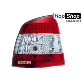 Стопове за Opel Astra G 3/5D (98-01) - кристални с диоди от HopShop.Bg.