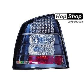Стопове за Opel Astra G 3/5D (98-01) - черни с диоди от HopShop.Bg.