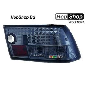 Стопове за Opel Calibra (1990-) - черни - с диоди от HopShop.Bg.