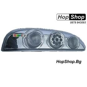 Стопове за Opel Corsa (2001-) - бели - с диоди от HopShop.Bg.