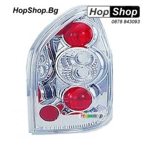 Стопове за Opel Zafira (1999-) - бели от HopShop.Bg.