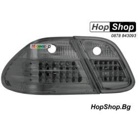 Стопове за Mercedes CLK (98-03) - черни с диоди от HopShop.Bg.