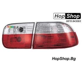 Стопове за Honda Civic 3D (92-95) - кристални от HopShop.Bg.