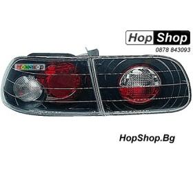 Стопове за Honda Civic 3D (92-95) - черни от HopShop.Bg.